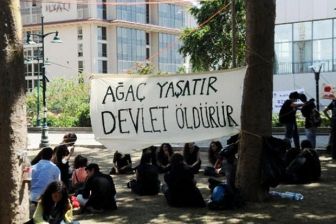 GEZİ PARKI'NDAN GERİYE KALANLAR 12
