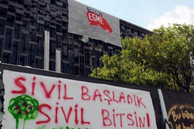 GEZİ PARKI'NDAN GERİYE KALANLAR 14
