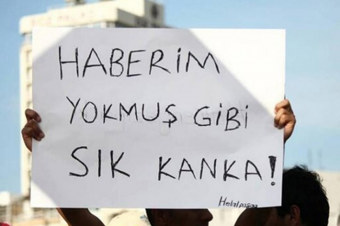 GEZİ PARKI'NDAN GERİYE KALANLAR 16