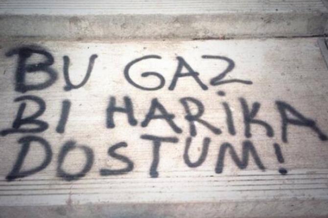 GEZİ PARKI'NDAN GERİYE KALANLAR 25