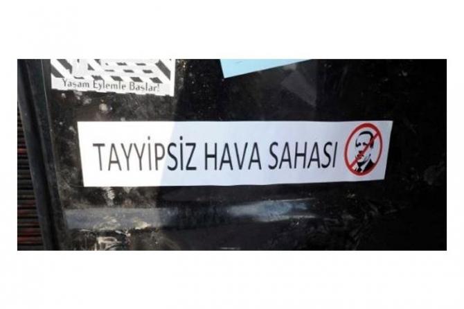 GEZİ PARKI'NDAN GERİYE KALANLAR 26