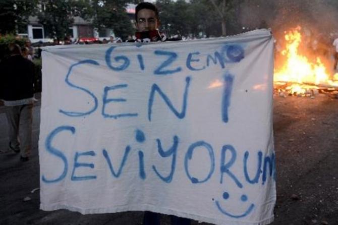 GEZİ PARKI'NDAN GERİYE KALANLAR 34