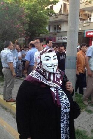 GEZİ PARKI'NDAN GERİYE KALANLAR 36