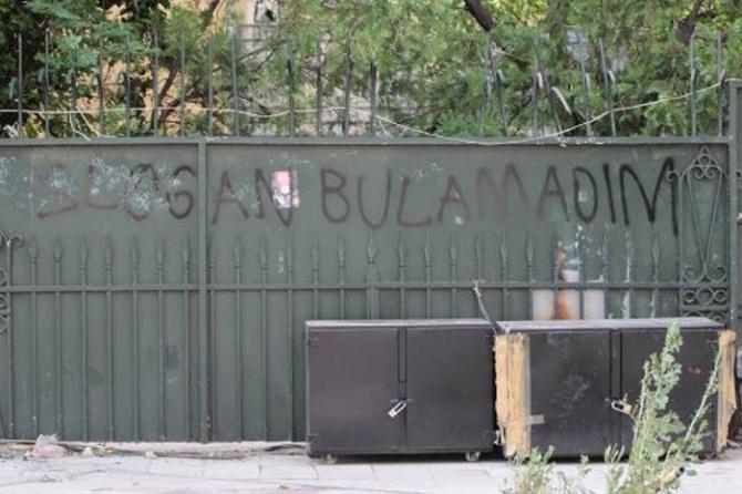 GEZİ PARKI'NDAN GERİYE KALANLAR 39