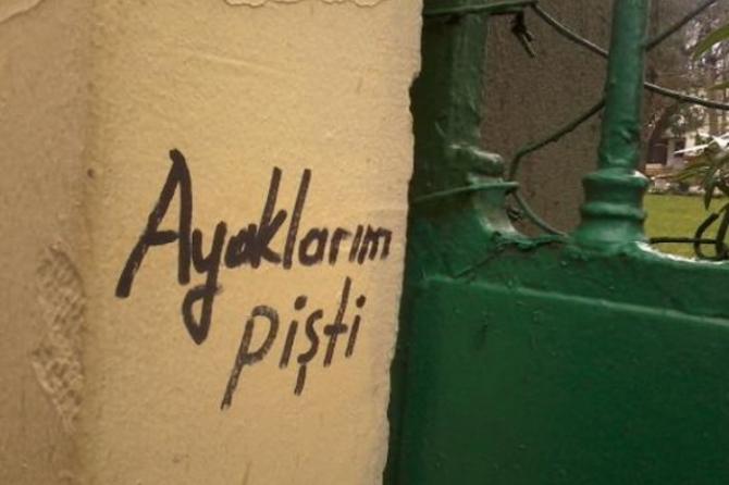 GEZİ PARKI'NDAN GERİYE KALANLAR 41