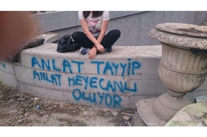 GEZİ PARKI'NDAN GERİYE KALANLAR 42