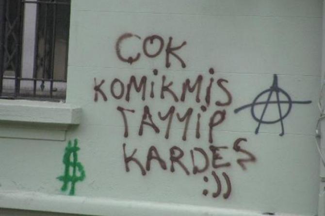 GEZİ PARKI'NDAN GERİYE KALANLAR 43