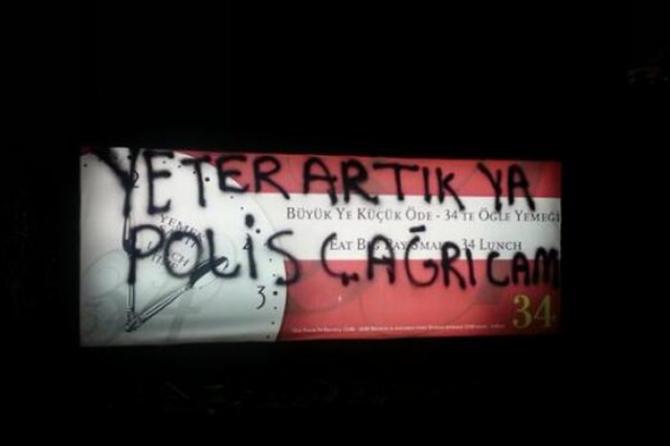 GEZİ PARKI'NDAN GERİYE KALANLAR 45