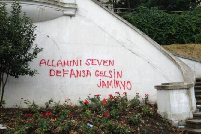 GEZİ PARKI'NDAN GERİYE KALANLAR 46