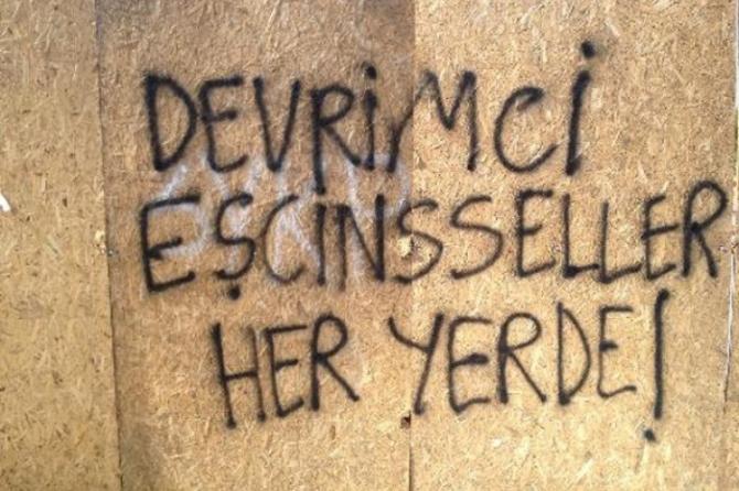 GEZİ PARKI'NDAN GERİYE KALANLAR 48