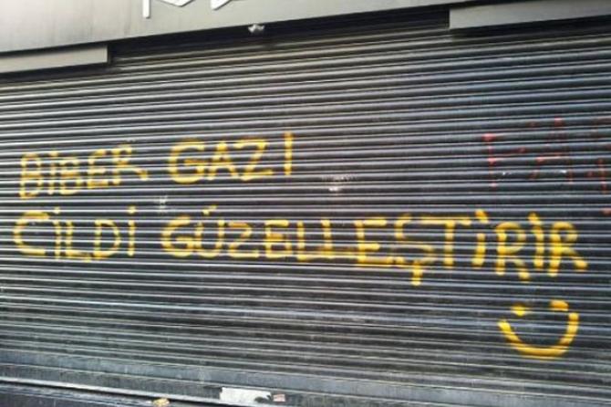 GEZİ PARKI'NDAN GERİYE KALANLAR 49