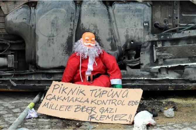 GEZİ PARKI'NDAN GERİYE KALANLAR 60
