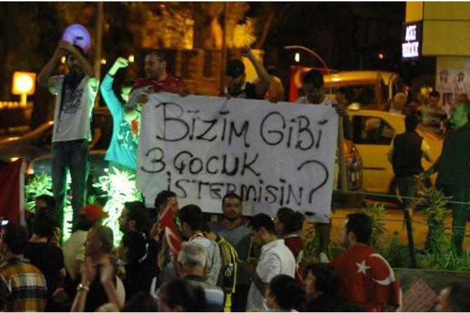 GEZİ PARKI'NDAN GERİYE KALANLAR 63