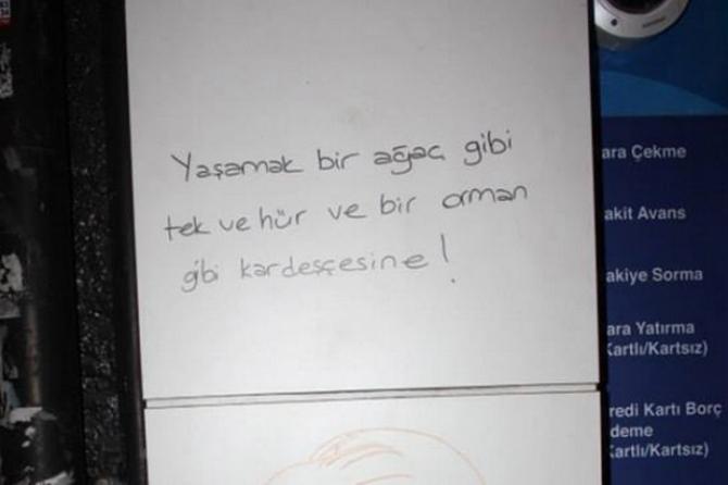 GEZİ PARKI'NDAN GERİYE KALANLAR 9