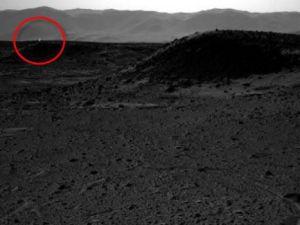 CURİOSİTY'NİN MARS'TAN ÇEKTİĞİ FOTOĞRAFLAR