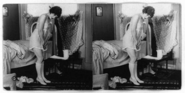 1920'LERDE EROTİK FOTOĞRAFLAR 11