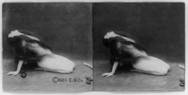 1920'LERDE EROTİK FOTOĞRAFLAR 13