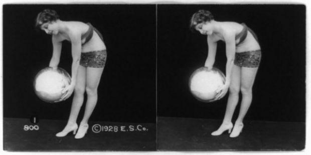 1920'LERDE EROTİK FOTOĞRAFLAR 14