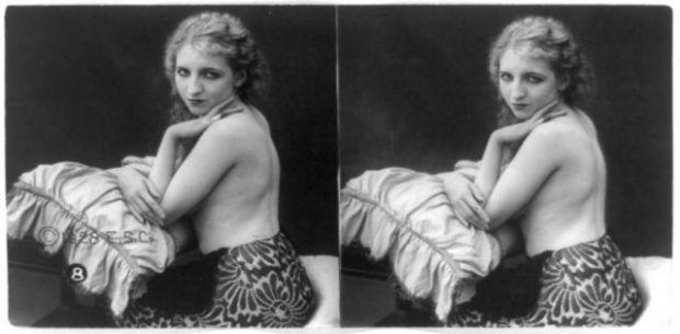 1920'LERDE EROTİK FOTOĞRAFLAR 15