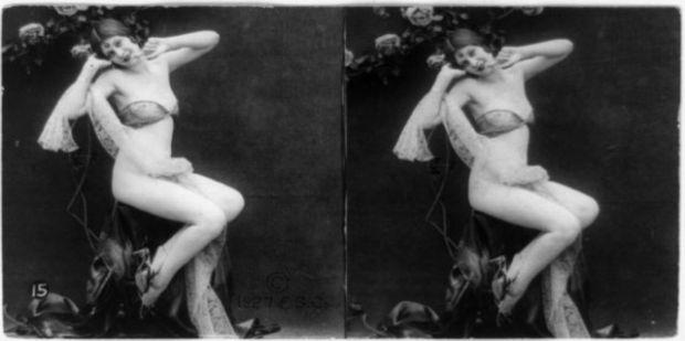 1920'LERDE EROTİK FOTOĞRAFLAR 2