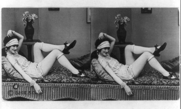 1920'LERDE EROTİK FOTOĞRAFLAR 3