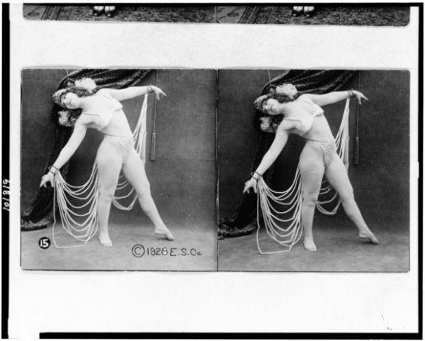 1920'LERDE EROTİK FOTOĞRAFLAR 4