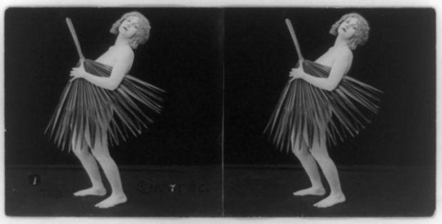 1920'LERDE EROTİK FOTOĞRAFLAR 6