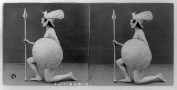 1920'LERDE EROTİK FOTOĞRAFLAR 9