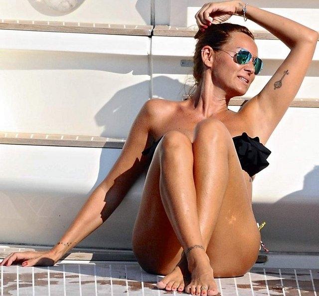 Teknede Pınar şov! 1