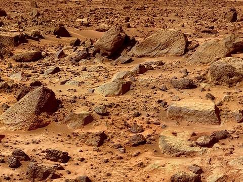 MARS'IN LANETİ: 68 GÜN SONRA HEPSİ ÖLECEK! 1