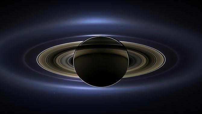 NASA İLK KEZ YAYINLADI 1