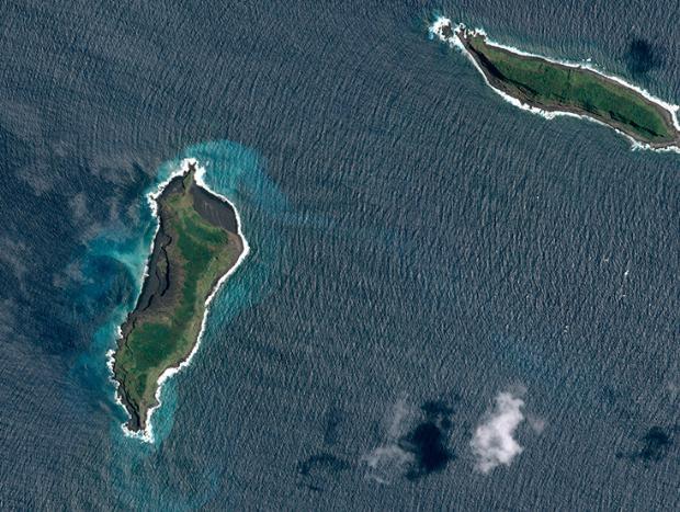 GOOGLE EARTH'E YANSIYAN ÇOK ÇARPICI FOTOĞRAFLAR 1