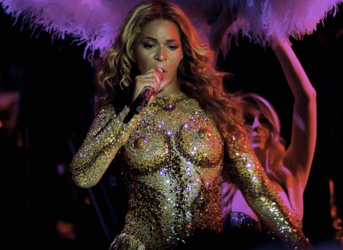 "BEYONCE 'MRS. CARTER WORLD TOUR"" ADLI TURNESİNE SIRBİSTAN'DA START  1"