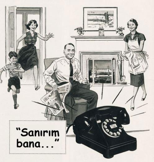 TELESEKRETERE ÖYLE ŞEYLAR SÖYLEDİLER Kİ... 1