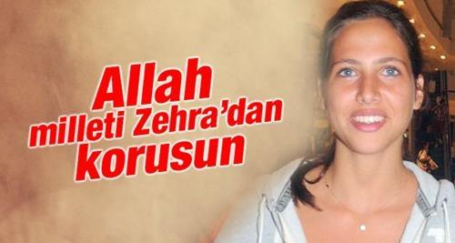 ZEHRA'NIN HER ADIMI OLAY OLDU! 6