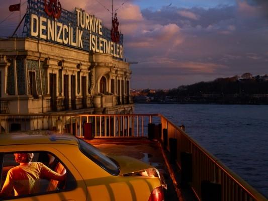 GÖZETLEYİP FOTOĞRAFLARINI ÇEKTİ! 2