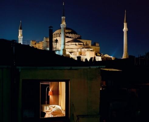 GÖZETLEYİP FOTOĞRAFLARINI ÇEKTİ! 3