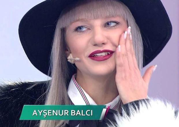 Ayşenur Balcı 'Yeni Burunette'sini paylaştı! 4