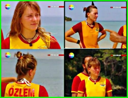 SURVİVOR ÖZLEM'İN ESKİ HALİ 4