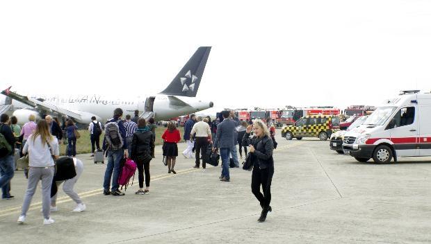THY uçağındaki yolcular Yaşadığımıza şükrettik 21