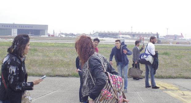 THY uçağındaki yolcular Yaşadığımıza şükrettik 25
