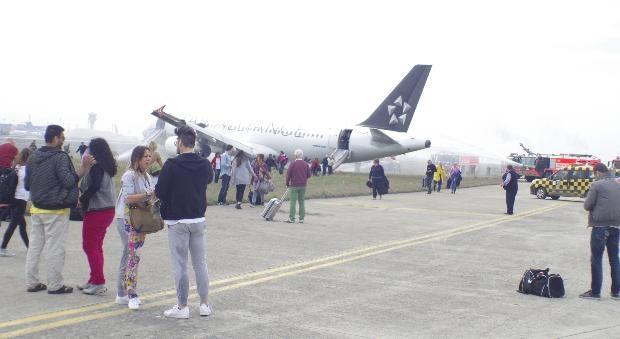 THY uçağındaki yolcular Yaşadığımıza şükrettik 28