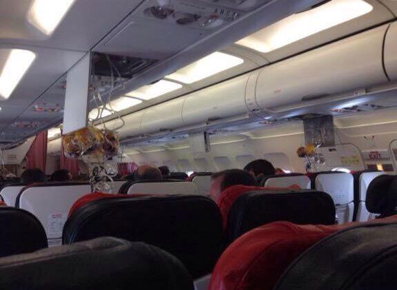 THY uçağındaki yolcular Yaşadığımıza şükrettik 3