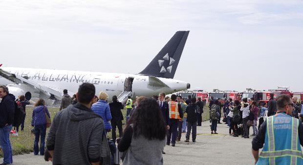 THY uçağındaki yolcular Yaşadığımıza şükrettik 33