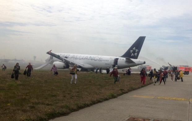 THY uçağındaki yolcular Yaşadığımıza şükrettik 36