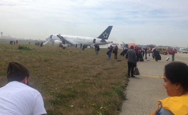 THY uçağındaki yolcular Yaşadığımıza şükrettik 37