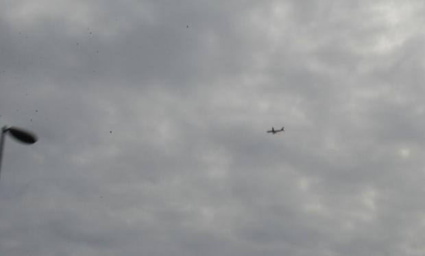 THY uçağındaki yolcular Yaşadığımıza şükrettik 5