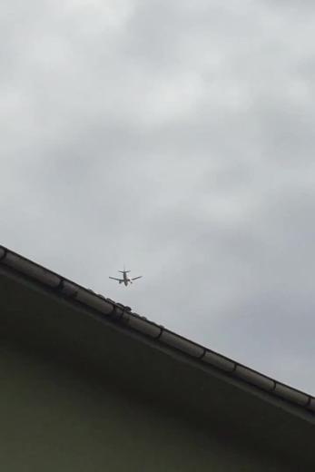 THY uçağındaki yolcular Yaşadığımıza şükrettik 6