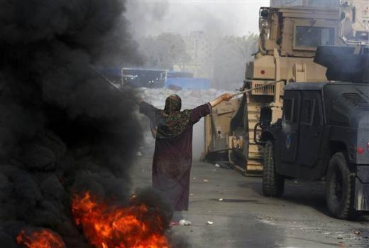 MISIR'DA KADIN DİRENİŞİ 1