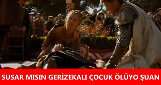 Sosyal medyanın en iyi Game of Thrones caps'leri 1